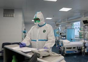 Ukraynada koronavirusdan sağalanların sayı artdı