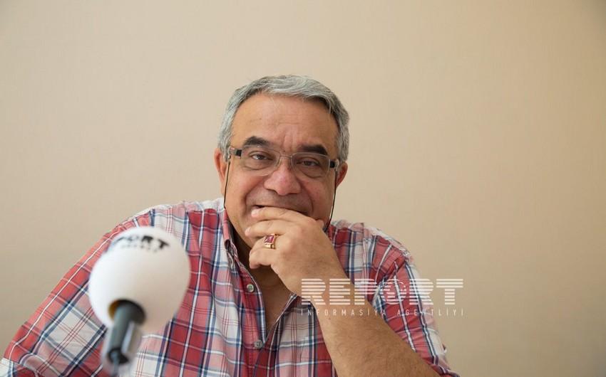 """Cahangir Novruzov: """"AzTV-də yeni ab-hava yaranıb"""""""