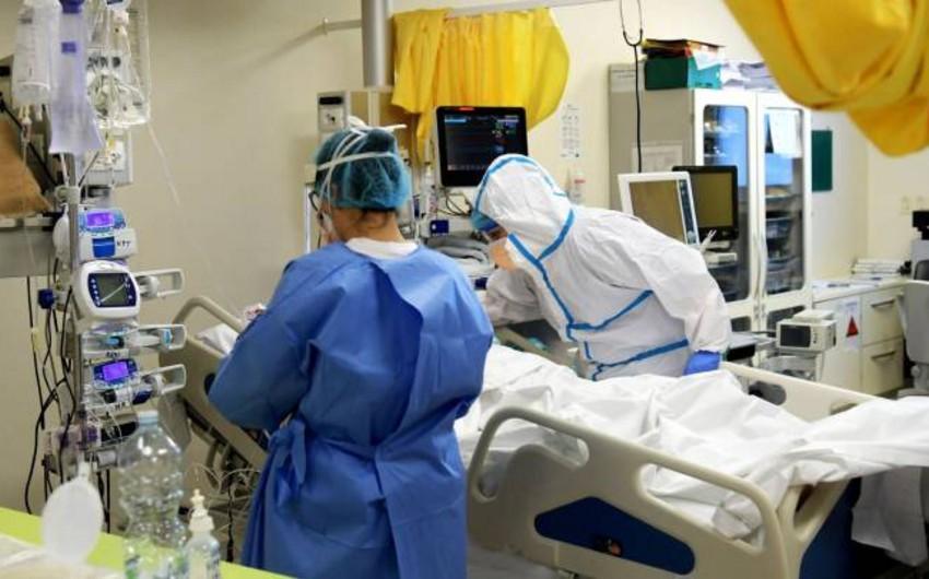 Ukraynada koronavirusdan ölənlərin sayı 300-ü ötdü