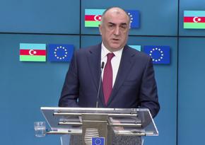 Глава МИД: Азербайджану и ЕС нужно строить интенсивный диалог в области транспортировок