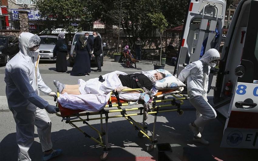 Türkiyədə koronavirusa yoluxanların yarıdan çoxu sağalıb, 3 520 nəfəri ölüb