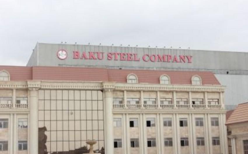 """""""Baku Steel Company"""" MMC-də partlayış baş verib, ölən və yaralananlar var"""