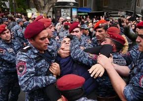 Yerevanda kütləvi itaətizlik aksiyası keçiriləcək