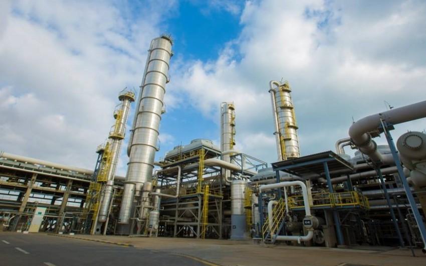 Azerbaijan's revenues from polyethylene exports grow by over 40%