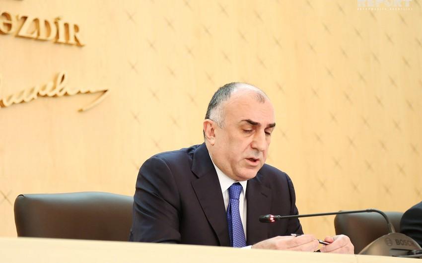 Elmar Mammadyarov: Russian FM will pay a visit to Azerbaijan