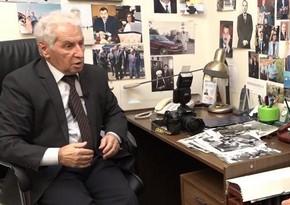 Jurnalist Fərman Bağırov dünyasını dəyişdi