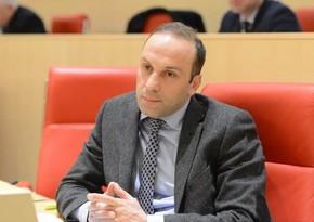 Georgian MP contracts COVID-19