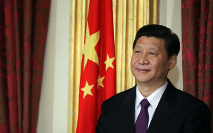 Çin prezidenti İrana rəsmi səfər edəcək
