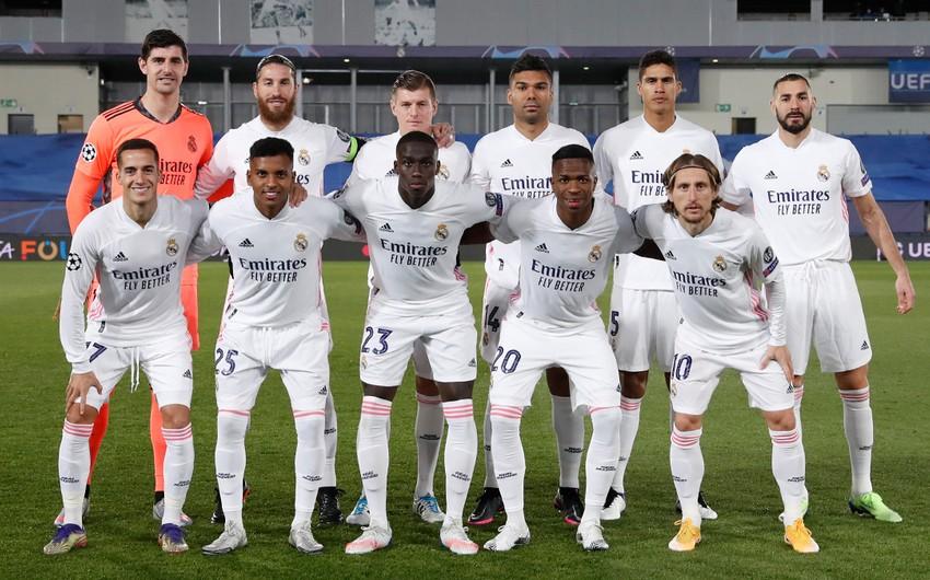 Real Madridin matçı bir dəqiqəlik sükutla başlayacaq