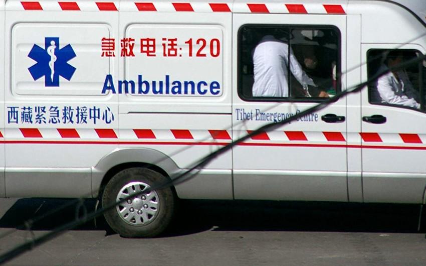 В Китае 6 человек погибли, 13 получили ранения в результате ДТП