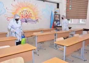 Директора школ наказаны за непроведение дезинфекционных работ