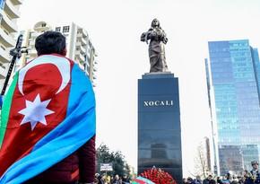 МВД: К памятнику Крик матери можно будет подходить группами не более 5 человек
