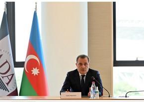 Джейхун Байрамов встретился с главами дипмиссий стран ЕС в Азербайджане