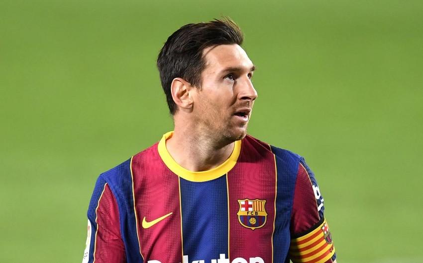 Messi növbəti Çempionlar Liqası oyununu da buraxacaq
