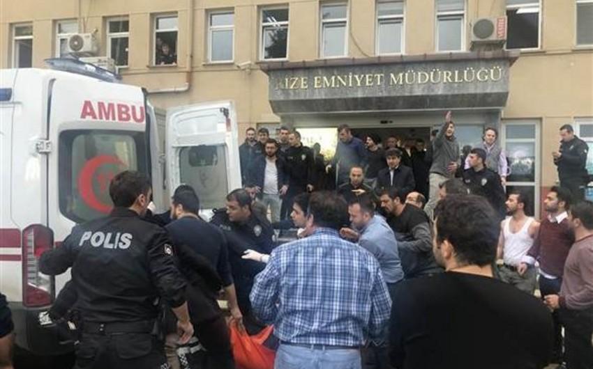 Türkiyədə polis rəisi güllələnərək öldürülüb, 2 nəfər yaralanıb - YENİLƏNİB