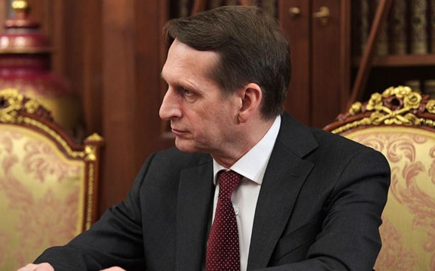Глава Службы внешней разведки России посетил Вашингтон