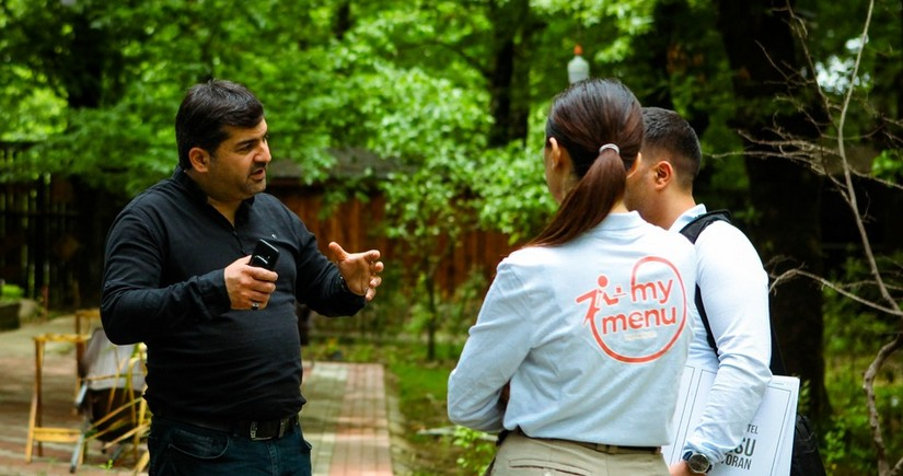 Государственное агентство по туризму запустило проект Mymenu.az