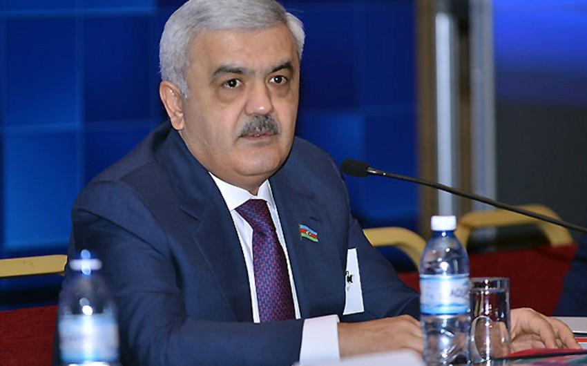 Ровнаг Абдуллаев выдвинул кандидатуру на пост президента АФФА