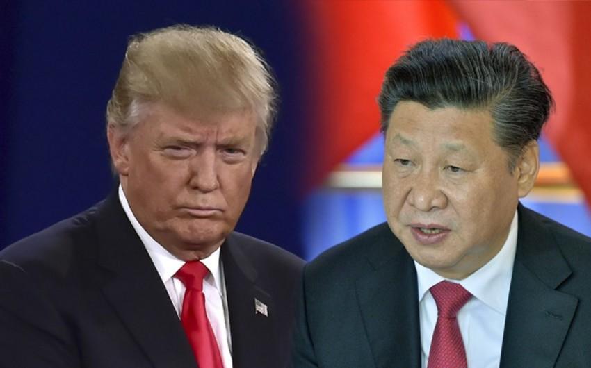 ABŞ və Çin liderlərinin bu yaxınlarda görüşü gözlənilir