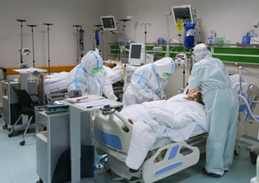В Азербайджанеза сутки от коронавируса скончались 34 человека