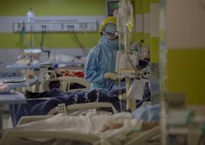 Iran: Number of coronavirus cases nears 21 thousand