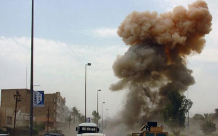 В результате атаки смертников в Ираке погибли 23 силовика