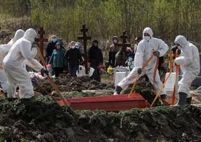 Meksikada infeksiyadan 51 mindən çox şəxs öldü