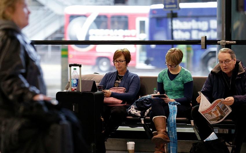 """Kaliforniya sakini üç ay aeroportda COVID-19-dan """"gizlənib"""""""