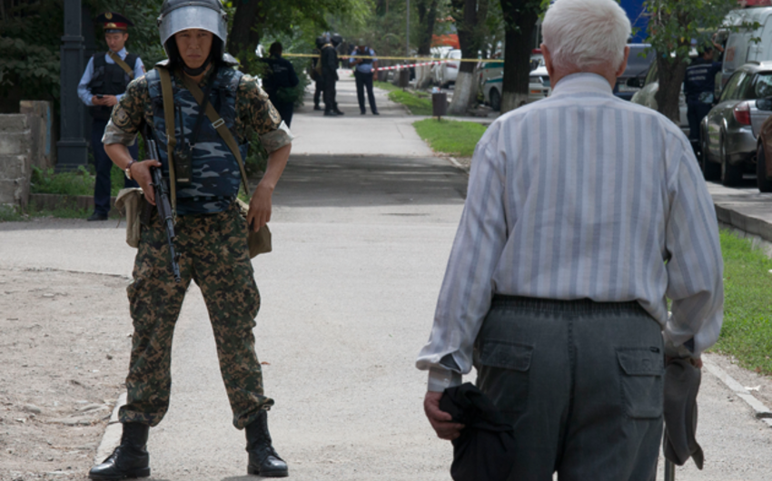 ​A shooting occurs in in the center of Almaty