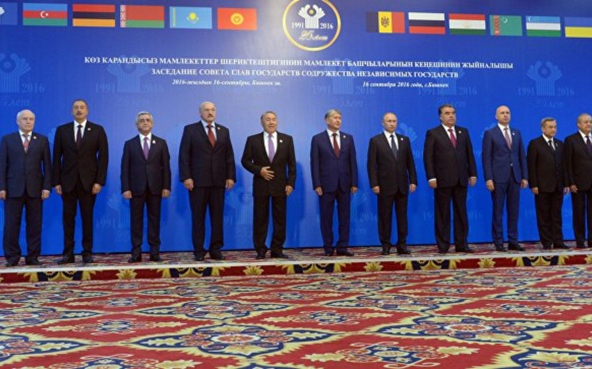 Vladimir Putin MDB Dövlət Başçıları Şurasının sədri seçilib