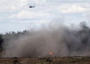 Kubada helikopter qəzasında 5 nəfər həlak olub