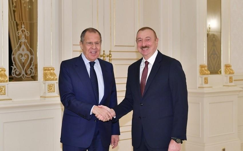 Azərbaycan Prezidenti: Biz Minsk qrupunun həmsədrləri ilə əməkdaşlığı davam etdirəcəyik