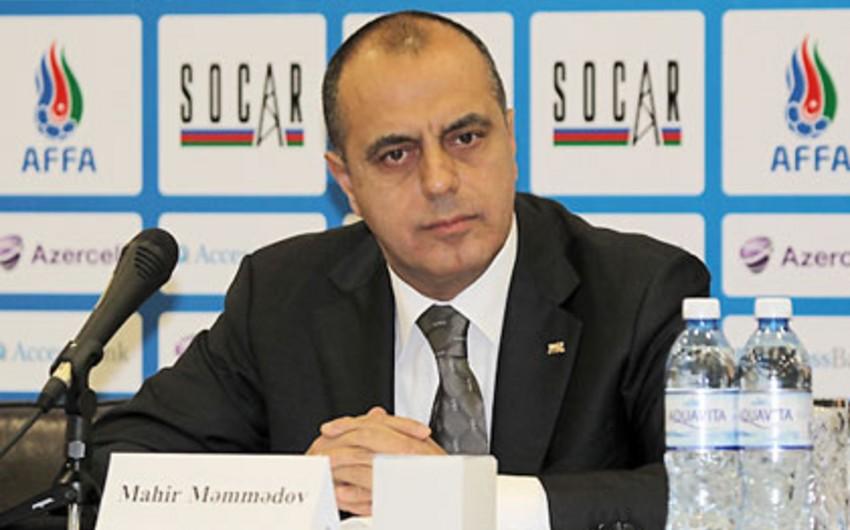Mahir Məmmədov: Azərbaycan millisi Prosineçki üçün geniş platsdartmdır