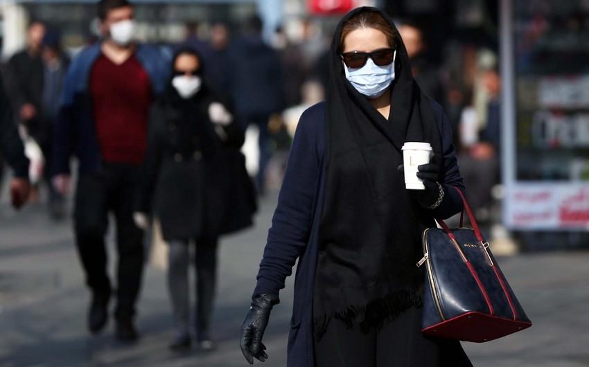 İranda koronavirusdan ölənlərin sayı 350 nəfəri ötdü