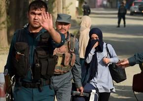 Əfqanıstan polisi silahlıların girov götürdüyü 30 nəfəri azad edib