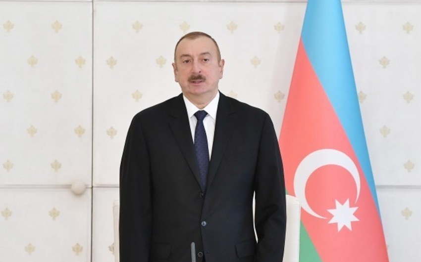 Prezident İlham Əliyev: Azərbaycan şirkəti nefti istənilən yerə tədarük edə bilər