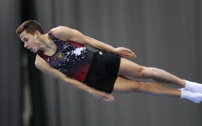 Belarus idmançısı: Milli Gimnastika Arenasında gözəl şərait yaradılıb