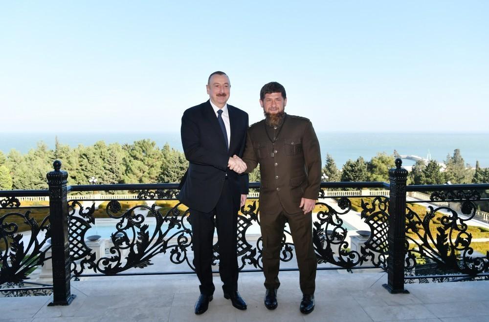Президент Ильхам Алиев: Между Азербайджаном и Россией имеется очень высокий уровень доверия