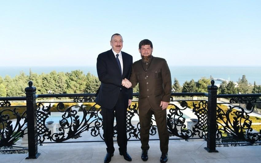 Prezident İlham Əliyev: Azərbaycanla Rusiya arasında çox yüksək etimad səviyyəsi mövcuddur