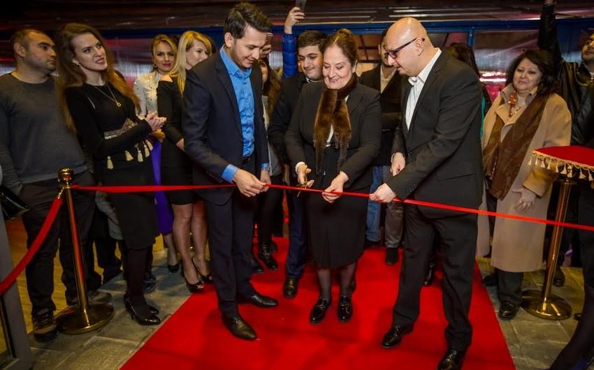 """""""CinemaPlus Azerbaijan"""" kinoteatrının açılışı olub - VİDEO"""