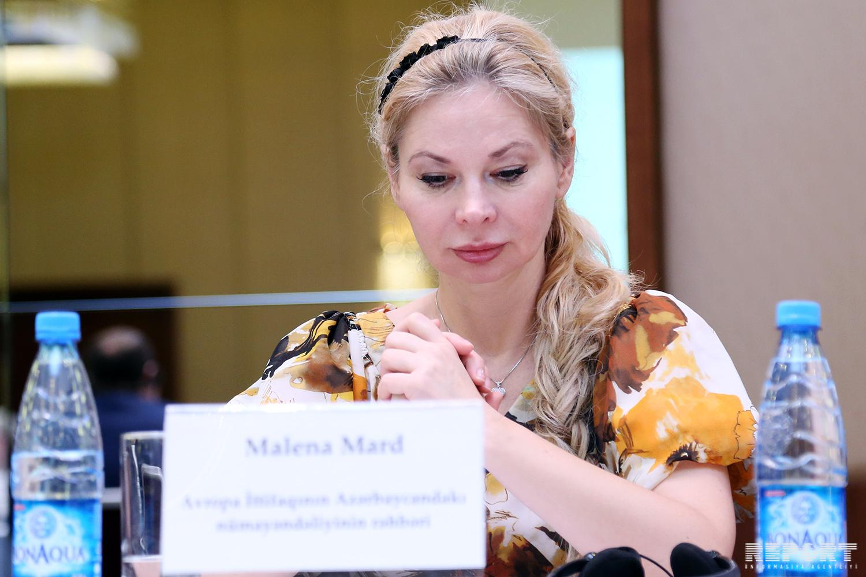 Малена Мард: В Брюсселе началась подготовка к переговорам между Азербайджаном и ЕС