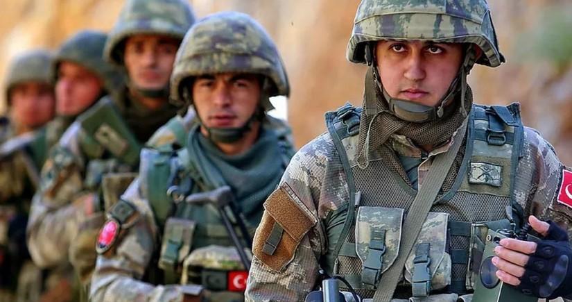 Türkiyə ordusu daha 10 PKK terrorçusunu məhv edib