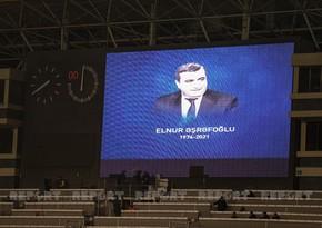 Elnur Əşrəfoğlu Qarabağ - Kayrat oyunundan əvvəl anılıb