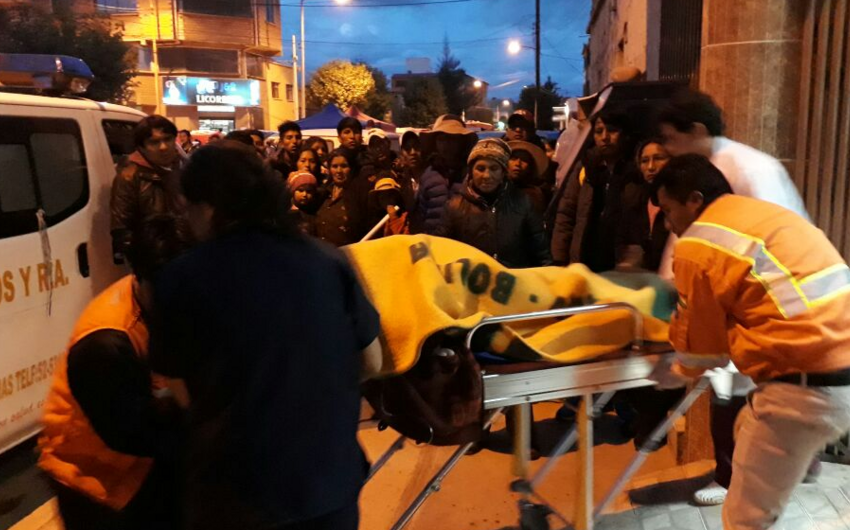 Another explosion hits Bolivia's Oruro, injuries reported