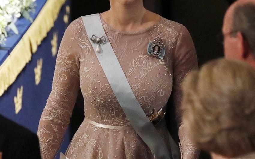 Шведская принцесса начала работать в больнице - ФОТО