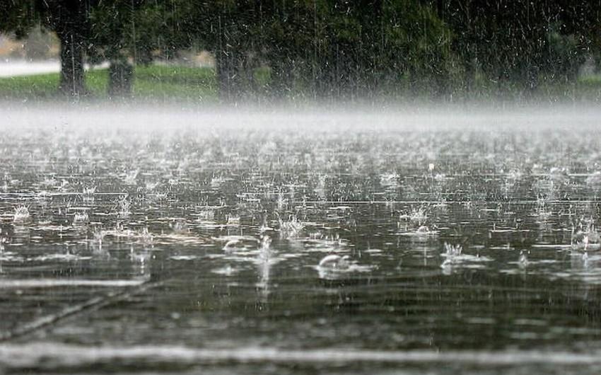Yağmurlu hava şəraiti davam edəcək