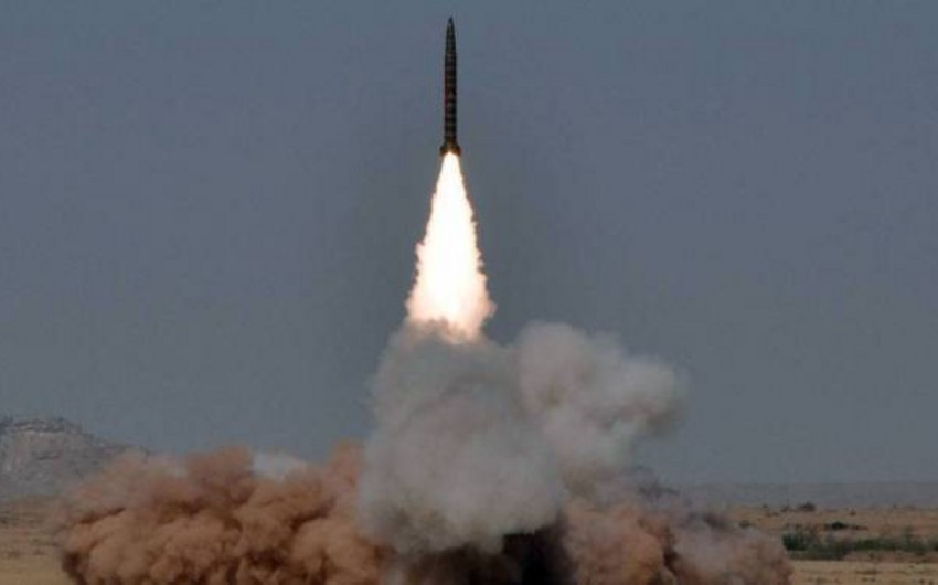 Pakistan successfully conducts training launch of Shaheen-1 ballistic missile - VIDEO