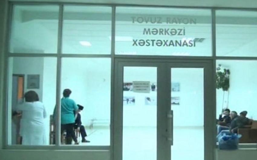 В Товузе отравилась 29-летняя женщина