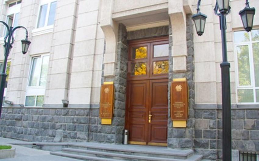 Ermənistanın valyuta ehtiyatı azalıb
