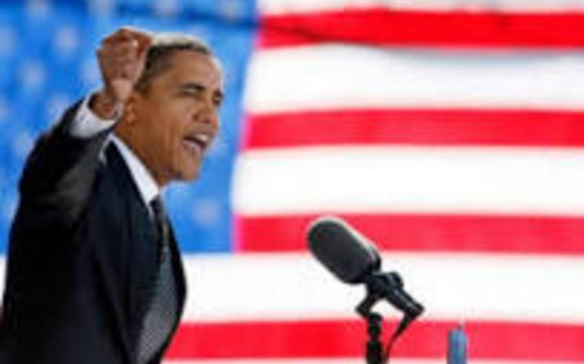 Obama: Ekstremistləri məhv edəcəyik. Növbədə İŞİD rəhbərləri var